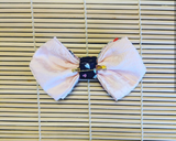 Double Layered Nishijin - Sakura Broach