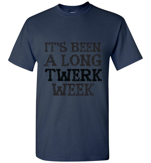 Twerk Week T-shirt