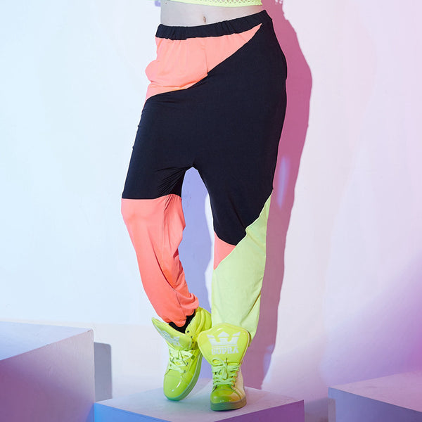 Colorful Jogger Pants