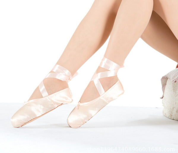 Flat Toe Ballet Shoes