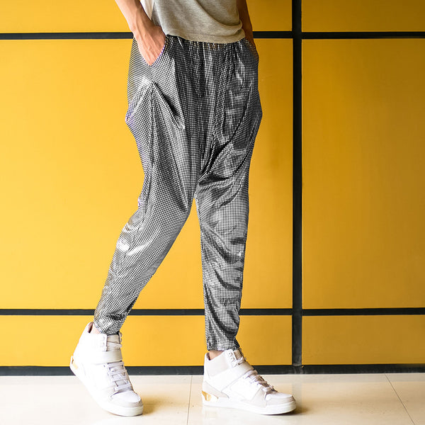 Silver Joggers