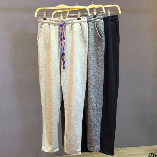 Casual Hip Hop Jogger Pants