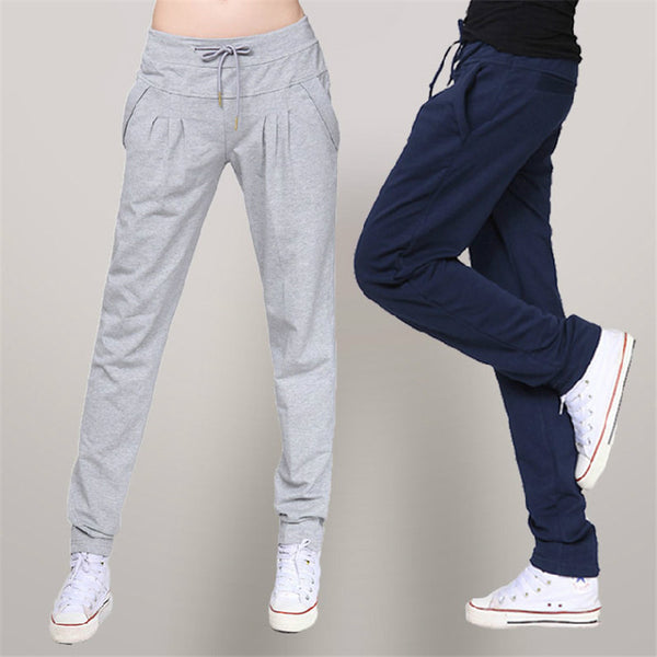 Solid Jogger Sweatpants