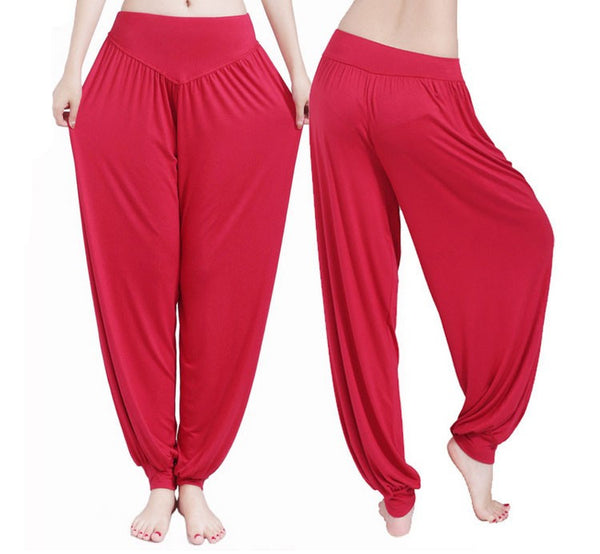 Baggy Yoga Dance Pants