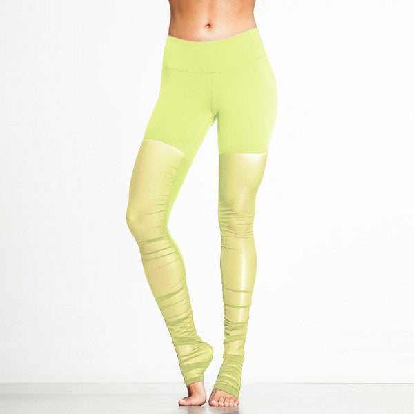 The Nearly Mesh Athletic Leggings