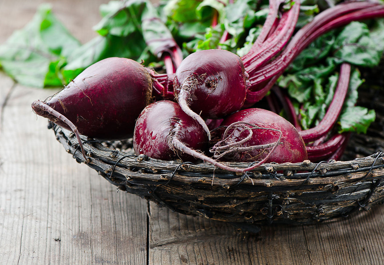 Recipes Easiest Steamed Beets and Red Beet and Feta Salad Gaiam