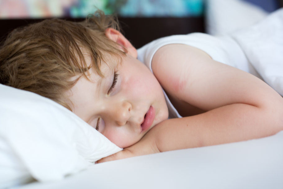 Bedtime Yoga for Kids for a Good Night's Sleep