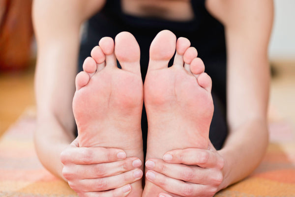 How to Alleviate Foot Pain: 4 Simple Ways to Soothe Your Feet