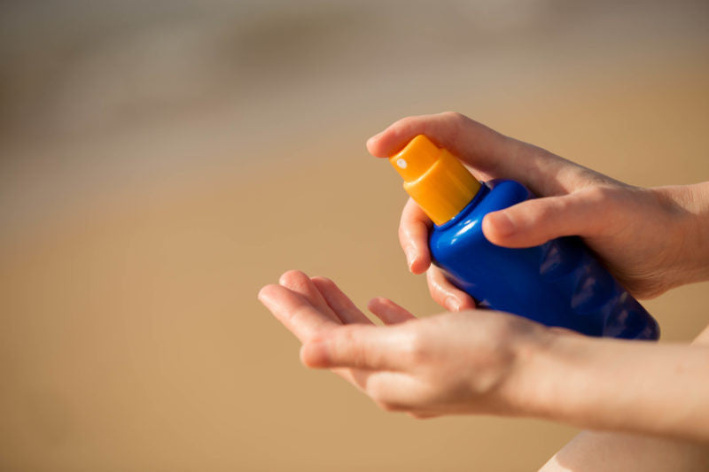How Safe Are Spray-On Sunscreens?