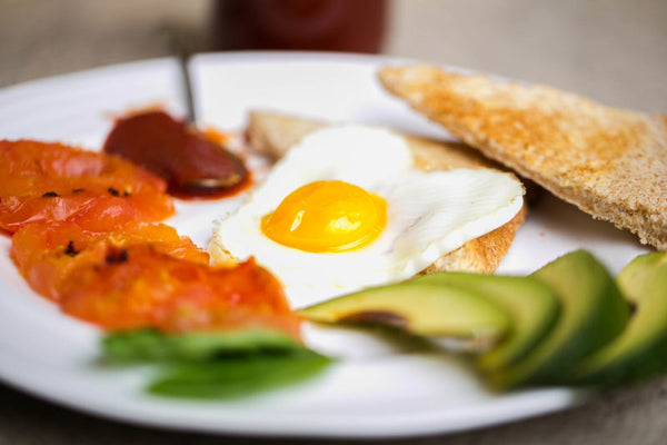 6 Healthy Weight Loss Tips for Breakfast