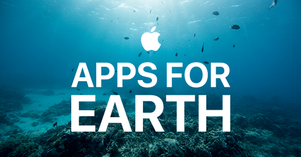 Apps for Earth: Yoga Studio + WWF + Apple