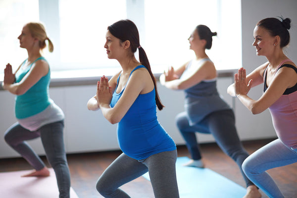 Natural Pregnancy Cures Back Pelvic And Hip Pain Gaiam