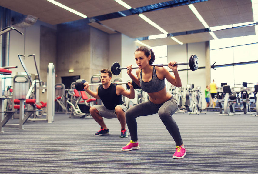 Weight training to lose fat and tone