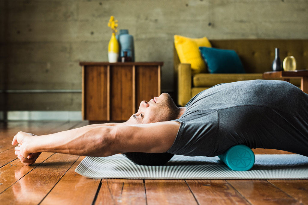 12 Ways To Use A Foam Roller Gaiam