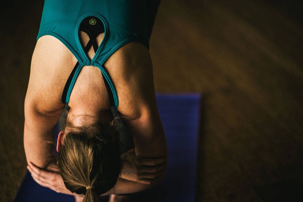 3 Yoga Poses for Peace of Mind