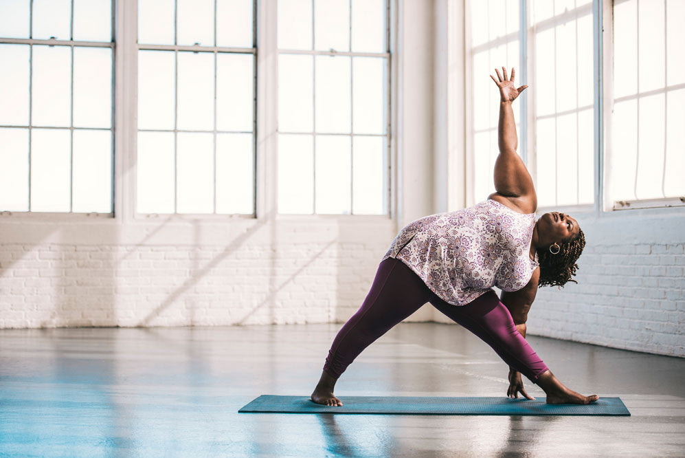4 Yoga Mistakes that Can Cause Knee Pain