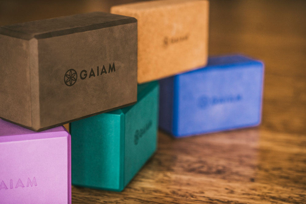 8 Yoga Poses To Try With A Yoga Block Gaiam