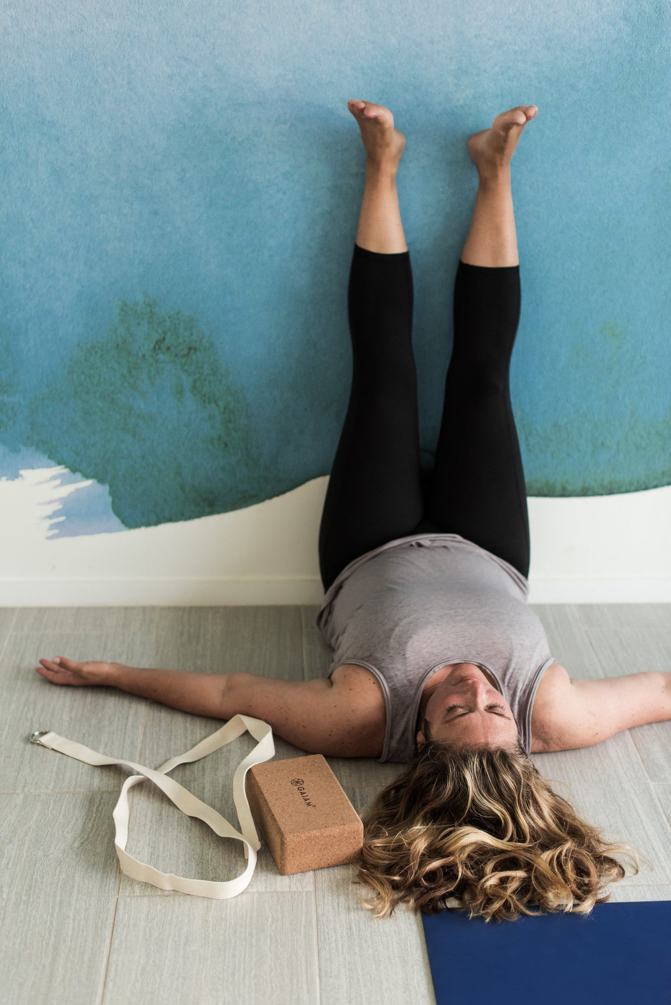 6 Yoga Poses for Insomnia