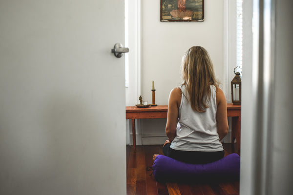 Make Your Posture Perfect: Breathe Down Your Spine