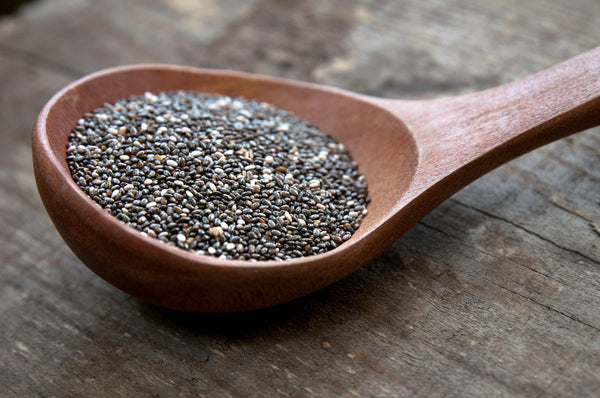 Seedy Toppings: 4 Seeds for Super Health