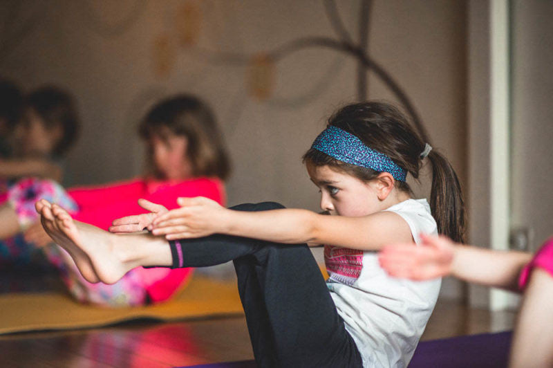 How Does Yoga Affect Children?