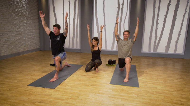 Warrior Yoga Series