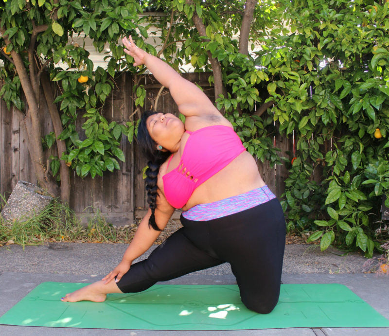 Valerie Sagun: A Yoga Role Model