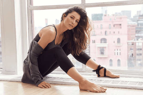 Introducing Jessica Biel as our New Gaiam Ambassador