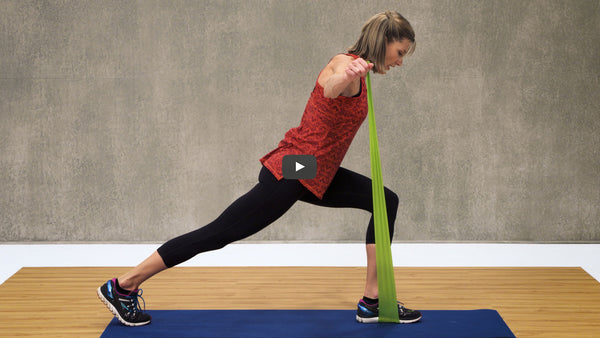 Flat Band Exercises with Margi Resch