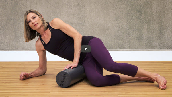 Foam Roller Exercises with Margi Resch