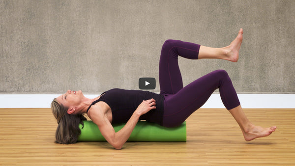 Foam Rolling to Engage the Core: