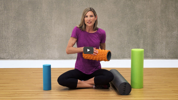 Selecting the Right Foam Roller