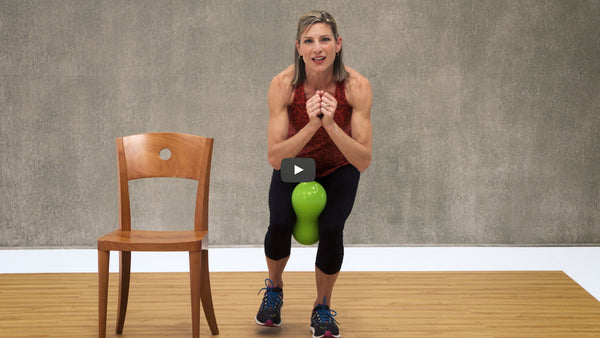 Strong Core & Back Exercises with Margi Resch