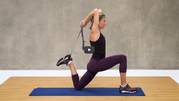 Stretch Strap Exercises with Margi Resch