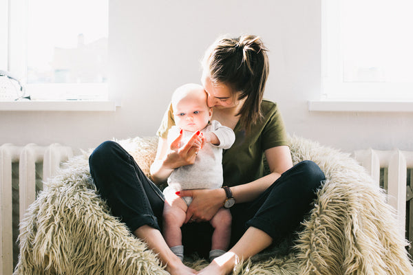 5 Ways to Love your Body Post-Baby
