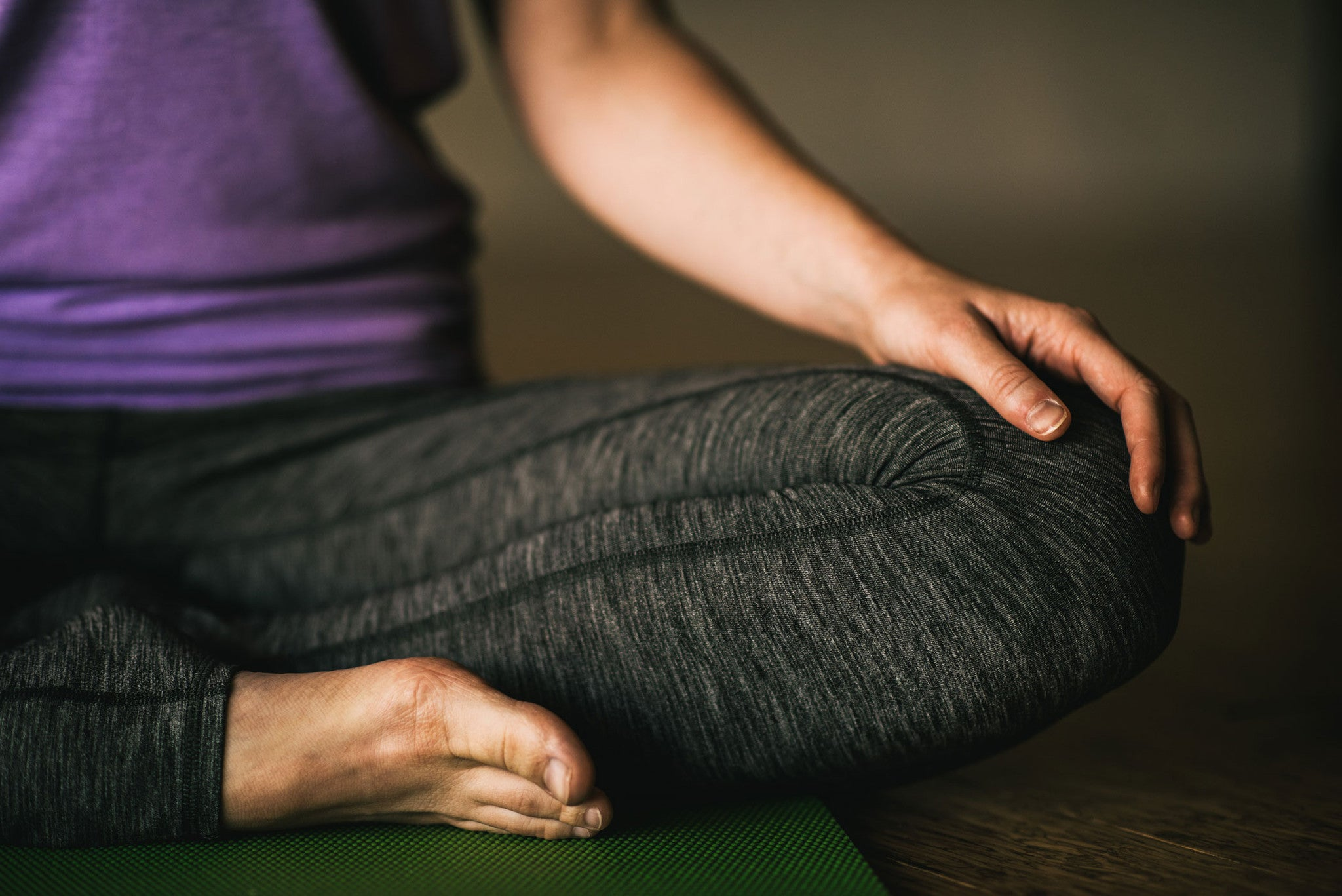 Do You Have to Sit Cross-Legged in Lotus Position to Meditate? - Gaiam