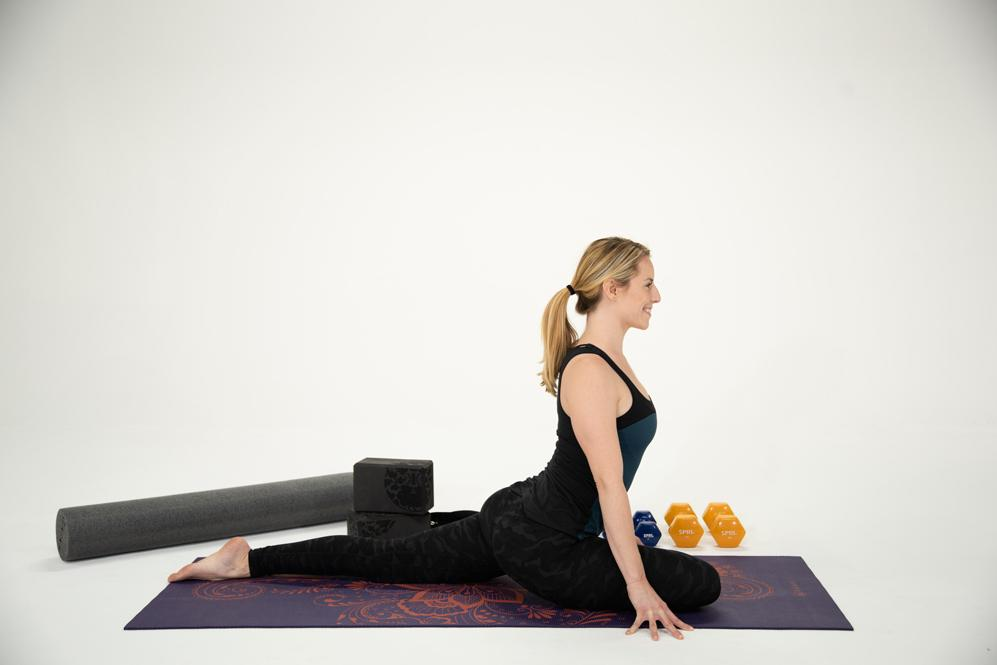 New Year New You - Yoga for Healthy Weight Management with Yoga Studio App