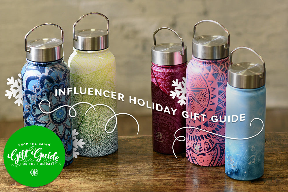 Gaiam Influencer Holiday Gift Guide