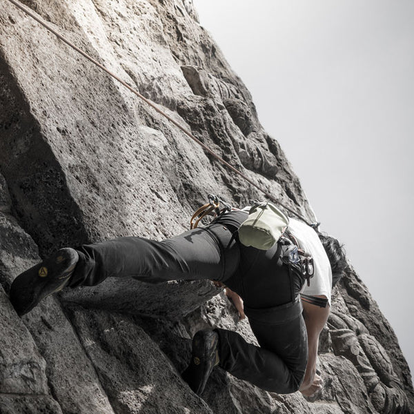 Climbing: The Art of Letting Go
