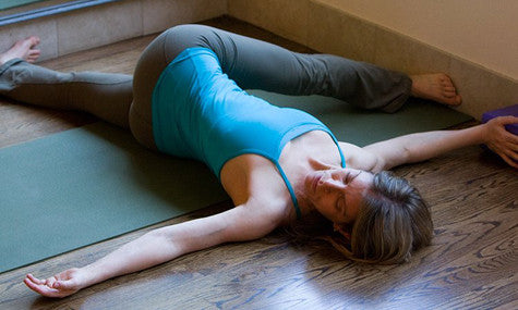 short on time try this allinone yoga pose  gaiam