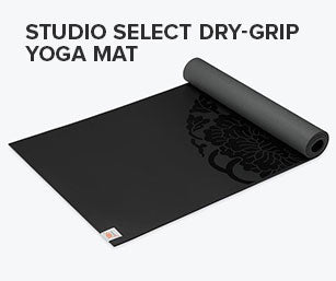 Shop The Studio Select Dry Grip Yoga Mat