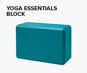 Shop the Yoga Essentials Block