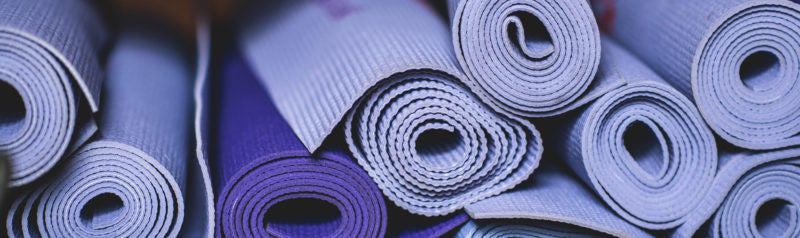 Finding Peace Yoga Mats