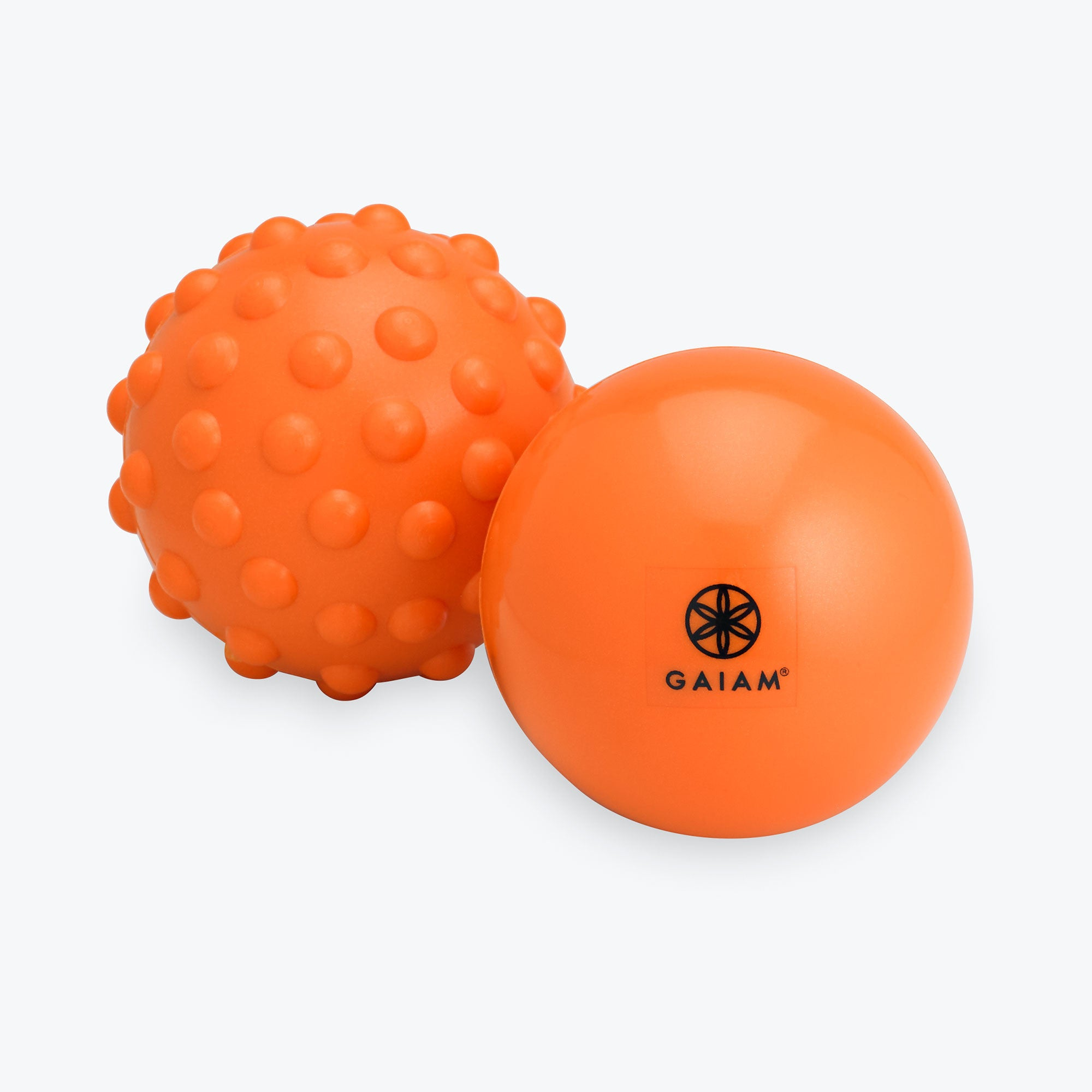 Gaiam Restore Hot & Cold Massaging Ball Therapy Kit