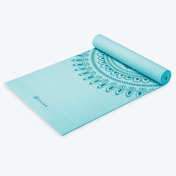 Premium Marrakesh Yoga Mat 6mm Gaiam