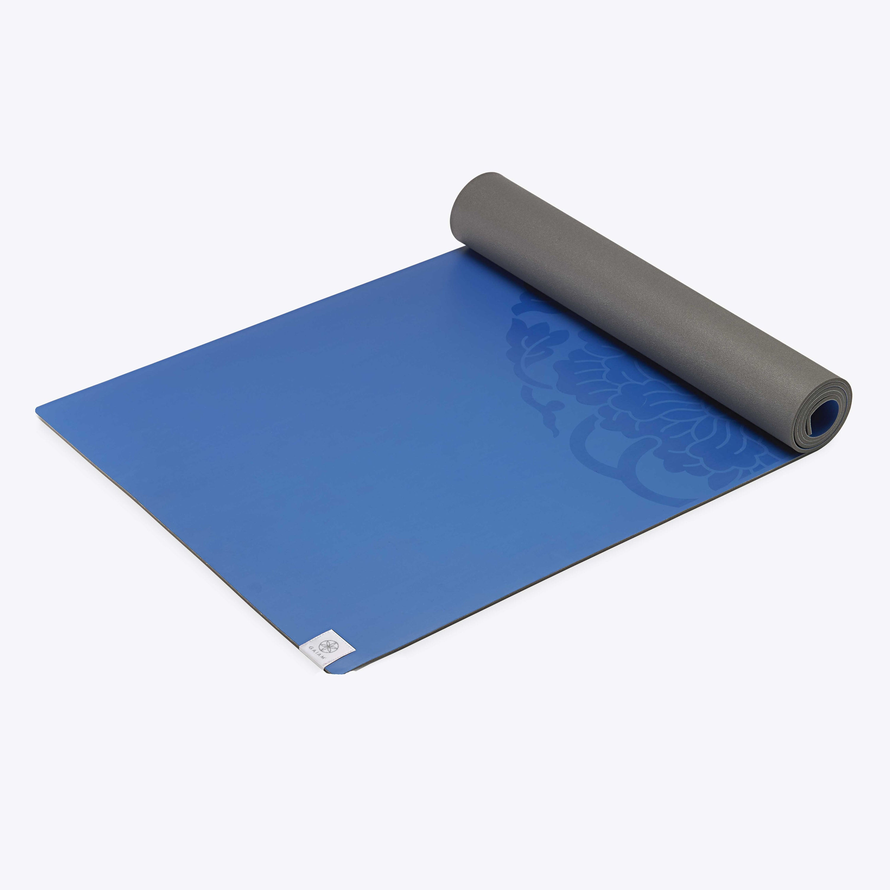 Performance Dry Grip Yoga Mat 5mm