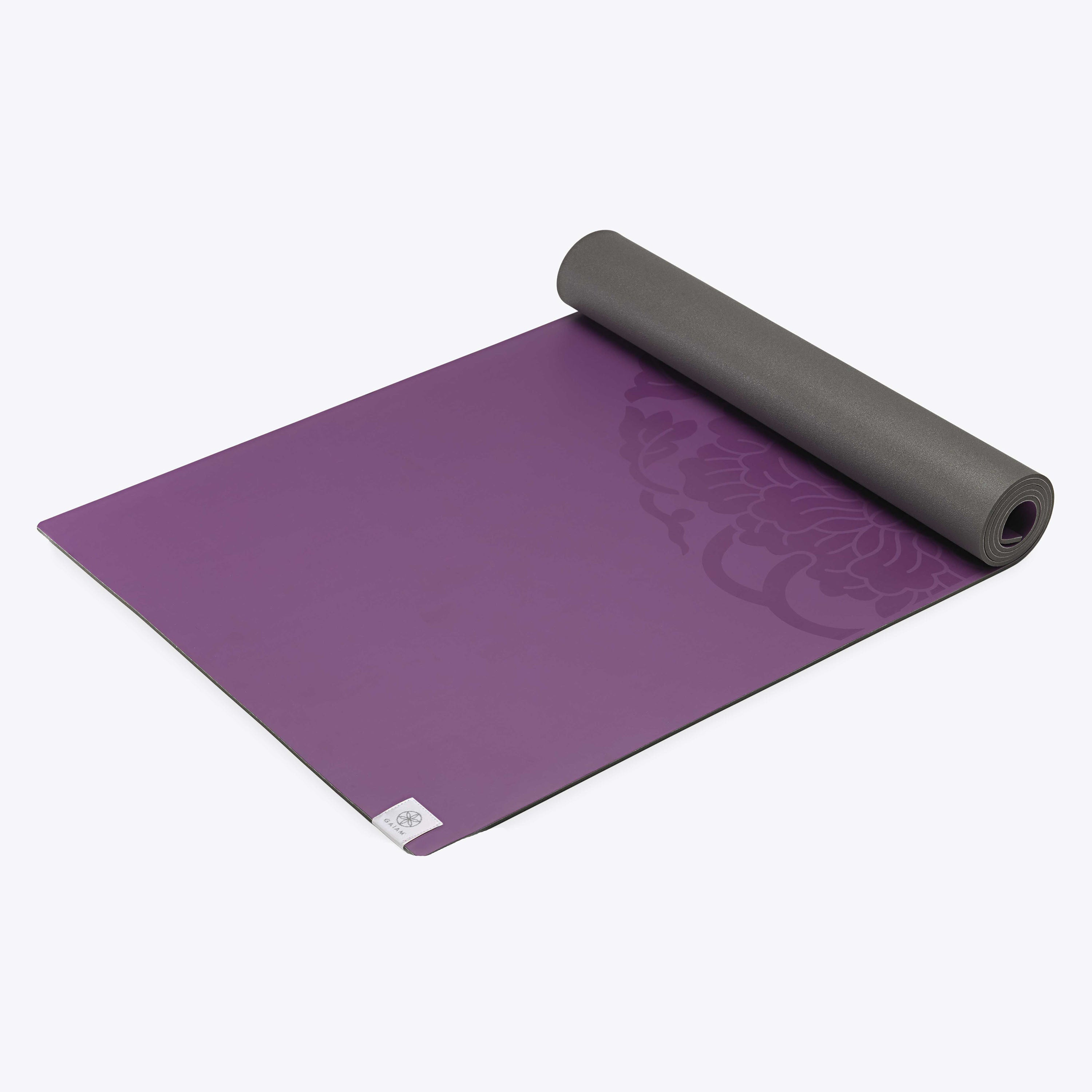 Performance Dry Grip Yoga Mat 5mm Gaiam