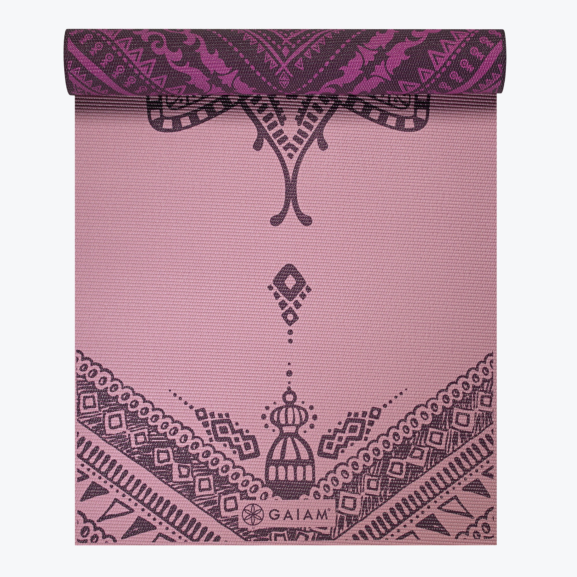 Image of Reversible Inner Peace Yoga Mat (6mm)