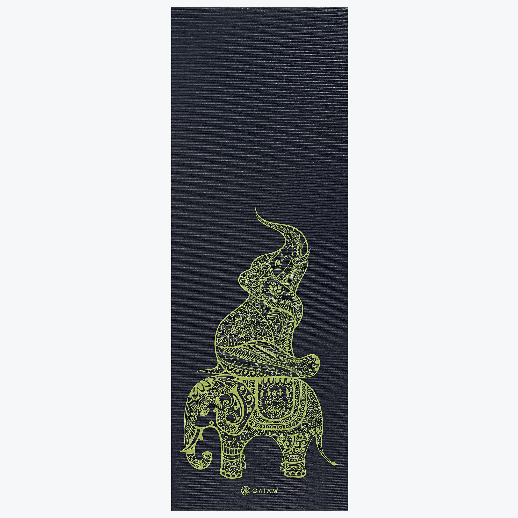 Premium Tribal Wisdom Yoga Mat 6mm Gaiam