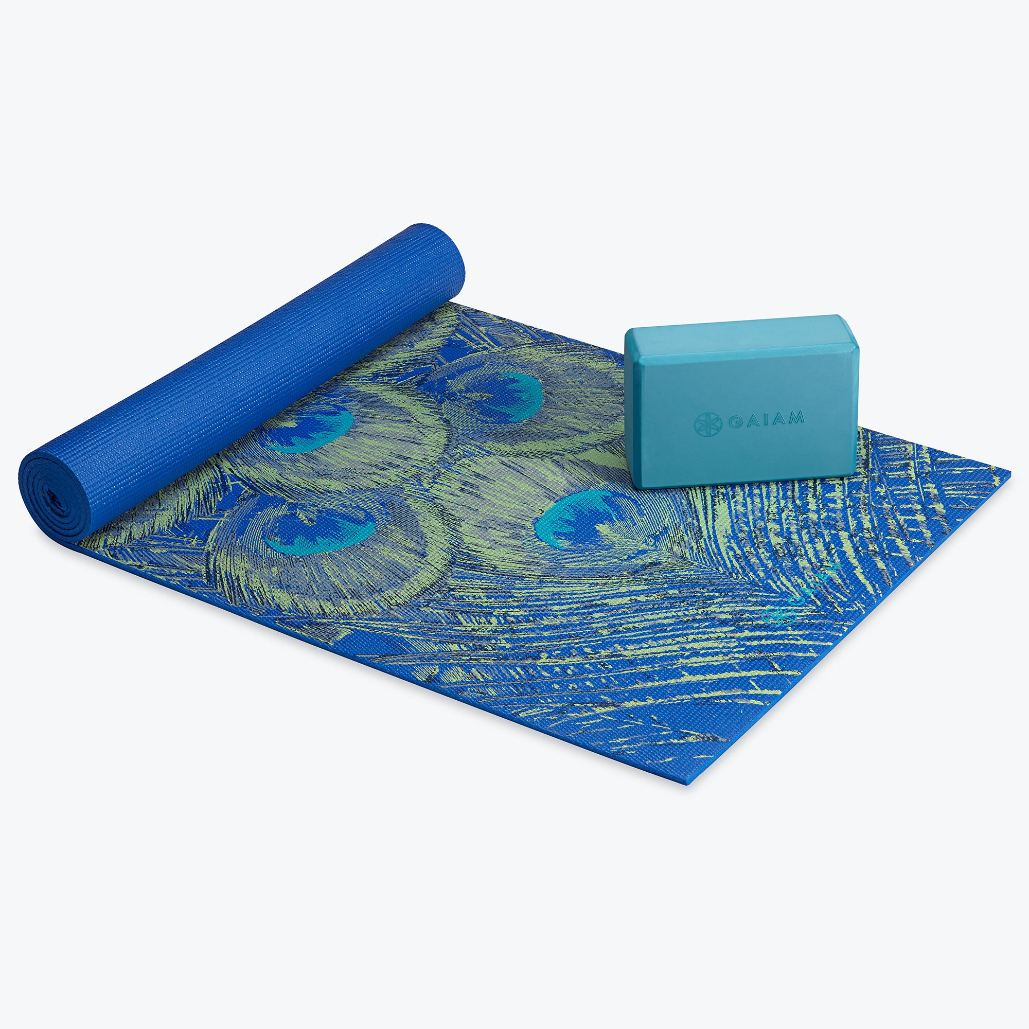 Premium Cushion Amp Support Yoga Kit Gaiam